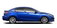 Mazda 3 Sedan 1.6 Ess 105 Ch BVM vendus en Alg�rie