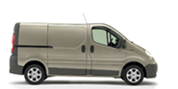 Renault Trafic Tol Chssis Court 1.9 Dci